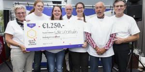 De Haagse Succes Awards zetten succesvolle initiatieven op het gebied van verbinding in het zonnetje. Uitreiking Haags Succes Awards Stadsdeel Loosduinen